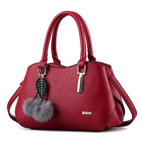 56cdb6aa28d sac main femme bandouliere rouge pas cher ou d occasion sur Rakuten