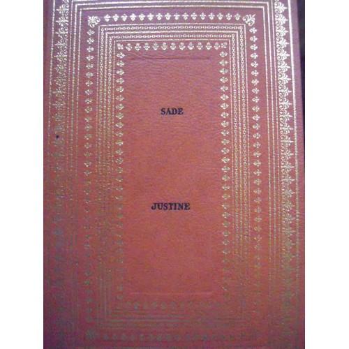 Sade Justine Ou Les Malheurs De La Vertu Livre 881731844 L