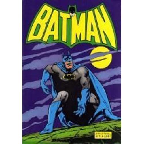 sagedition batman bimestriel 3