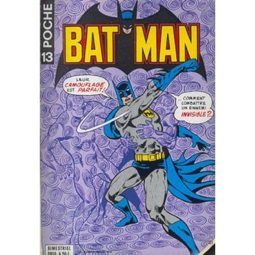sagedition batman poche 13