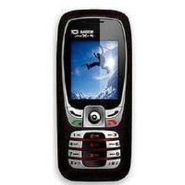 T�l�phone GSM SAGEM MYX Series MYX4 NOIR