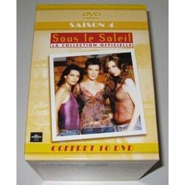 Sous Le Soleil - Saison 4 - Int�grale 10 Dvd de Tf1, Marathon Production