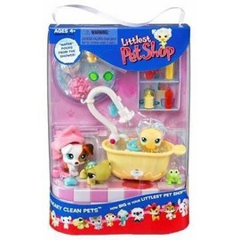 Salle De Bain Littlest Petshop / Pet Shop