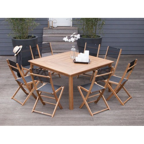 Table Jardin Acacia. Free Le Luxe Table Jardin Acacia Les Images ...