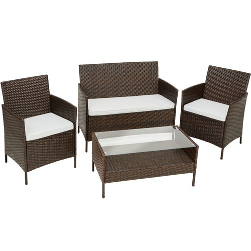 salon de jardin marron achat vente neuf d 39 occasion priceminister rakuten. Black Bedroom Furniture Sets. Home Design Ideas