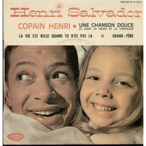 Copain henri avec nathalie une chanson douce le loup la biche et le chevalier la vie est - Le grand schtroumpf et la schtroumpfette ...