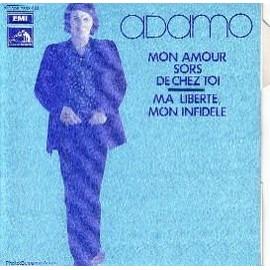 Mon Amour Sors De Chez Toi - Salvatore, Adamo
