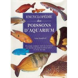 Encyclop�die Des Poissons D'aquarium de gina sandford