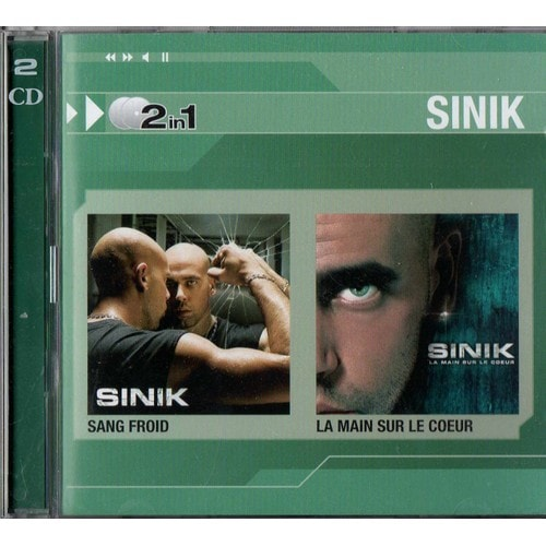 album sinik sang froid