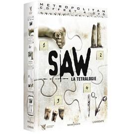 Saw : La T�tralogie - Pack de James Wan