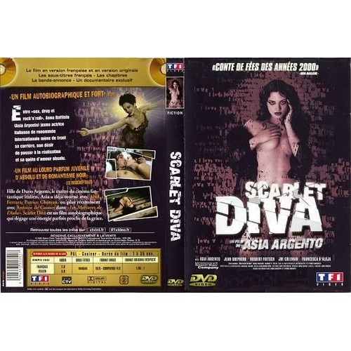 Scarlet diva de asia argento en dvd neuf et d 39 occasion sur for Diva scarlet