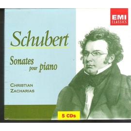 Edition Schubert : Les Sonates Pour Piano - Franz Schubert