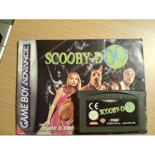 Scoubidou le film achat vente de jeu gba rakuten - Jeux gratuits scoubidou ...