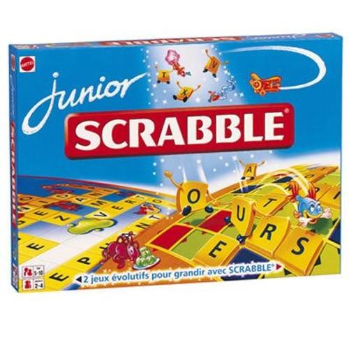 scrabble junior pas cher ou d 39 occasion sur priceminister. Black Bedroom Furniture Sets. Home Design Ideas