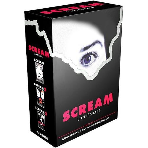 Scream la trilogie originale de wes craven dvd zone 2 - Code avantage aroma zone frais de port ...
