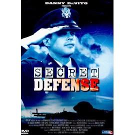 Secret Defense de Benjamin Richard
