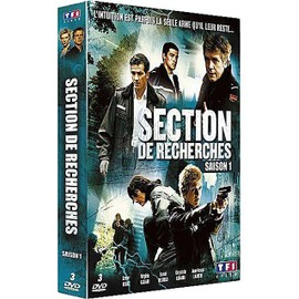 Section De Recherches - Saison 1 de Vincenzo Marano