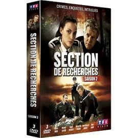 Section De Recherches - Saison 2 de Gerard Marx