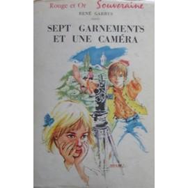 Sept Garnements Et Une Camera Sept Garnements Et Une Camera de Ren Garrus