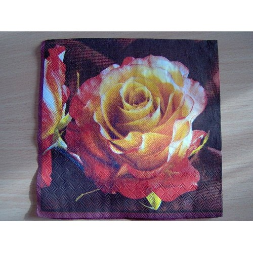 Serviette Papier Fleur Achat Vente De Loisirs Creatifs Rakuten