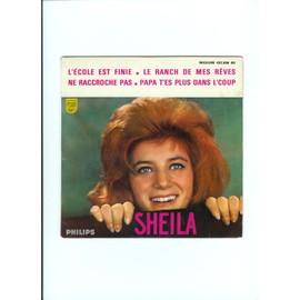L'ecole Est Finie - Sheila