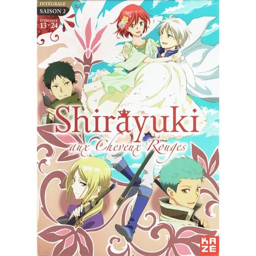 Shirayuki aux cheveux rouges pas cher ou d 39 occasion sur priceminister rakuten - Priceminister frais de port ...