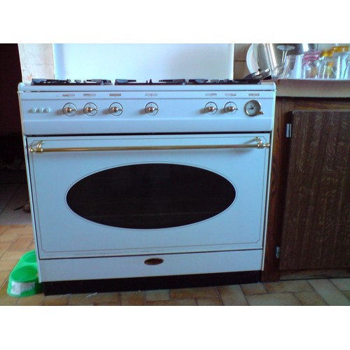 Siltal 9050 cuisini re 5 feux gaz achat et vente - Cuisiniere bompani 5 feux ...