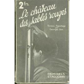 - Sim-Georges-Le-Chateau-Des-Sables-Rouges-Livre-ancien-830623360_ML