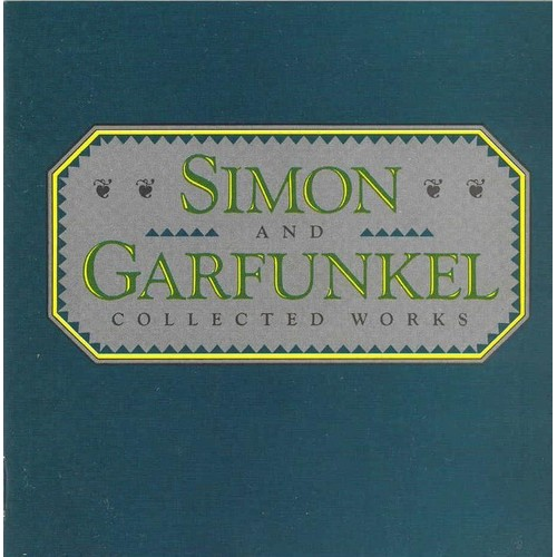 """Résultat de recherche d'images pour """"simon and garfunkel, collected works"""""""