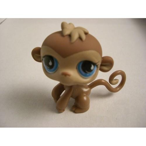 Singe n 564 littlest petshop achat vente de jouet rakuten - Petshop singe ...