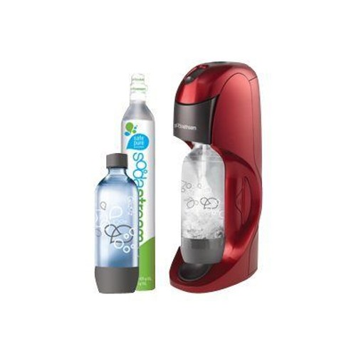 sodastream rouge pas cher ou d 39 occasion sur priceminister rakuten. Black Bedroom Furniture Sets. Home Design Ideas