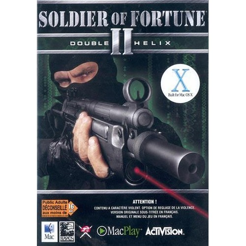 Soldier Of Fortune Mac Download
