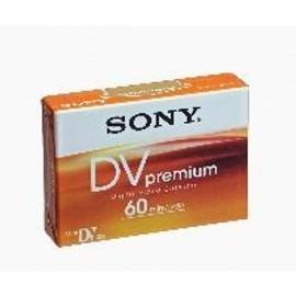 Petite annonce Cassette Mini-DV Sony Premium 60 (DVM60PR3) LP 90 min - 64000 PAU