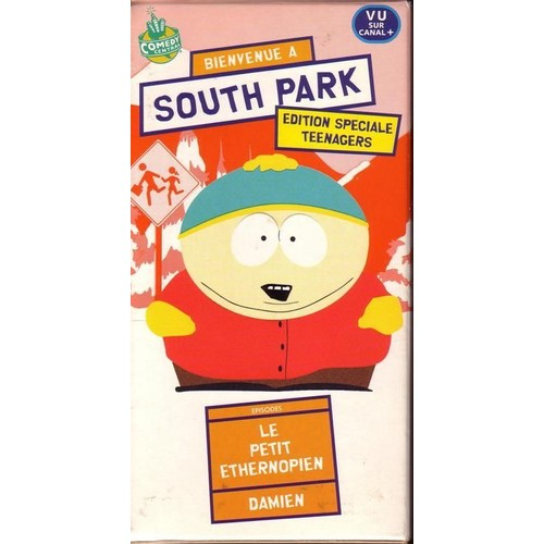 south park coffret 1 re saison vol 1 2 3 vhs. Black Bedroom Furniture Sets. Home Design Ideas