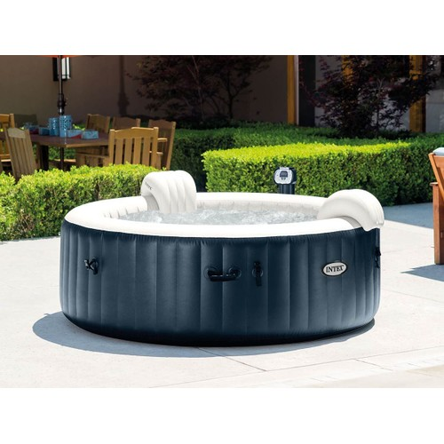habillage spa gonflable intex stunning jacuzzi exterieur gonflable jacuzzi exterieur gonflable. Black Bedroom Furniture Sets. Home Design Ideas