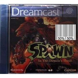 SPAWNsur Dreamcast
