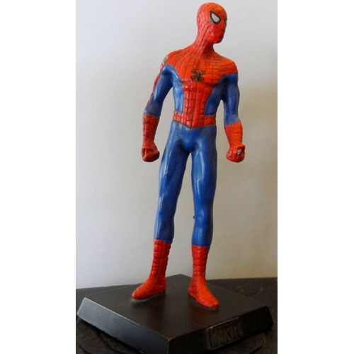 spider man figurine en plomb marvel super heroes la. Black Bedroom Furniture Sets. Home Design Ideas