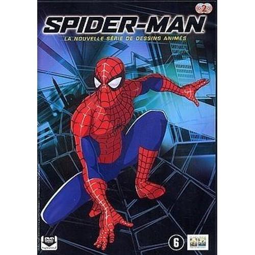 Spider man la nouvelle serie de dessins animes coffret - Dessin anime spider man ...