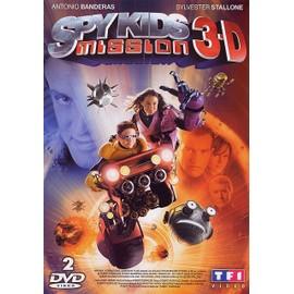 Spy Kids - Mission 3-D de Rodriguez Robert