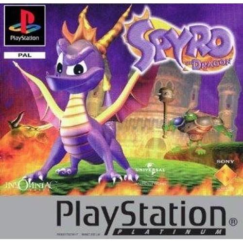Spyro The Dragon Ps1 Rom Fr Spyro the dragon ISO ROM