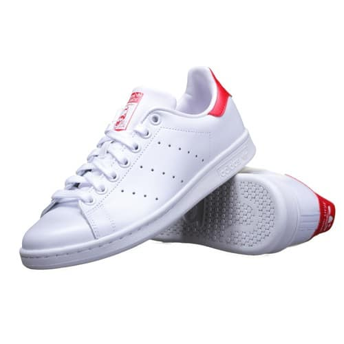 stan smith rouge pas cher