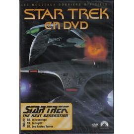 Star Trek - The Next Generation - Les Nouveaux Dossiers Officiels Dvd N� 25 - Episode 58, 59 Et 60 de Gabrielle Beaumont