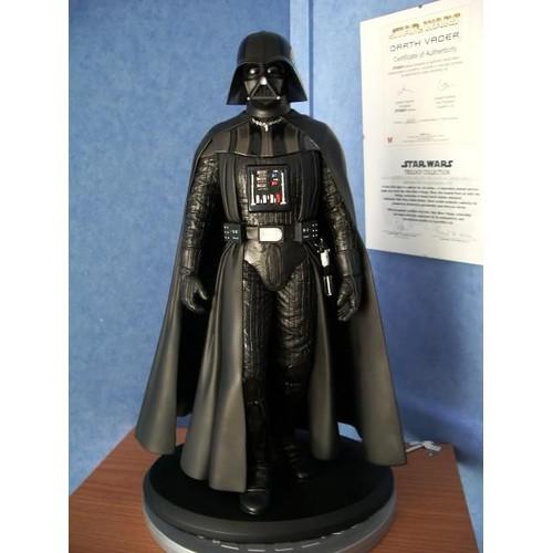 Star Wars  Darth Vader  Buste Résine 18cm  Figurines pas cher  achat vente