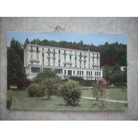 Station Thermale Bagnoles De L'orne Tesse La Madeleine Hotel Du Parc Ref 63