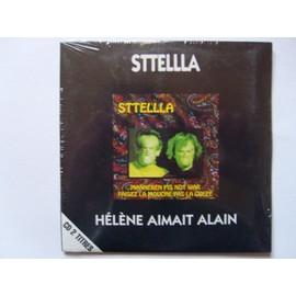 Sttella, H�l�ne Aimait Alain, Cd Single, Boucherie Productions