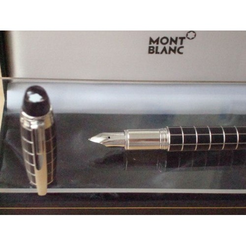mont blanc stylo occasion. Black Bedroom Furniture Sets. Home Design Ideas