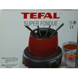 super fondue tefal achat vente de cuisson priceminister rakuten. Black Bedroom Furniture Sets. Home Design Ideas