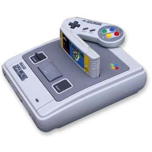 Super nintendo super nes pas cher priceminister - How much is a super nintendo console worth ...