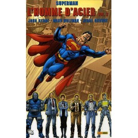 Superman : L'homme D'acier Tome 2 de John Byrne