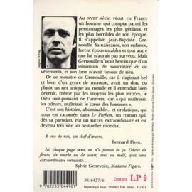 Le Parfum. Histoire D'un Meurtrier. de SUSKIND PATRICK